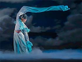Wang Yabin Dance Company - The Moon Opera