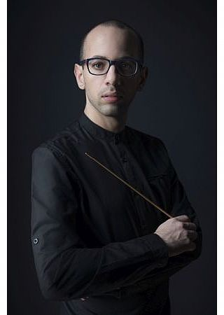 Cohen-Shalit Nir, conductor (Enlarge)