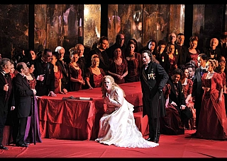 Back Stage Tours - Lucia di Lammermoor