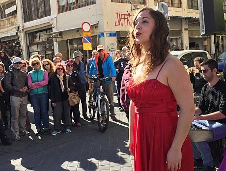 חורף של אופרה בתל אביב