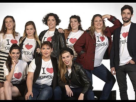 נבחרת מיתר אופרה סטודיו 2019-2018