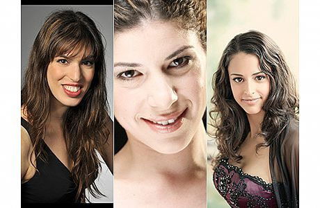 בוגרות מיתר אופרה סטודיו זוכות להצלחות גדולות ברחבי העולם
