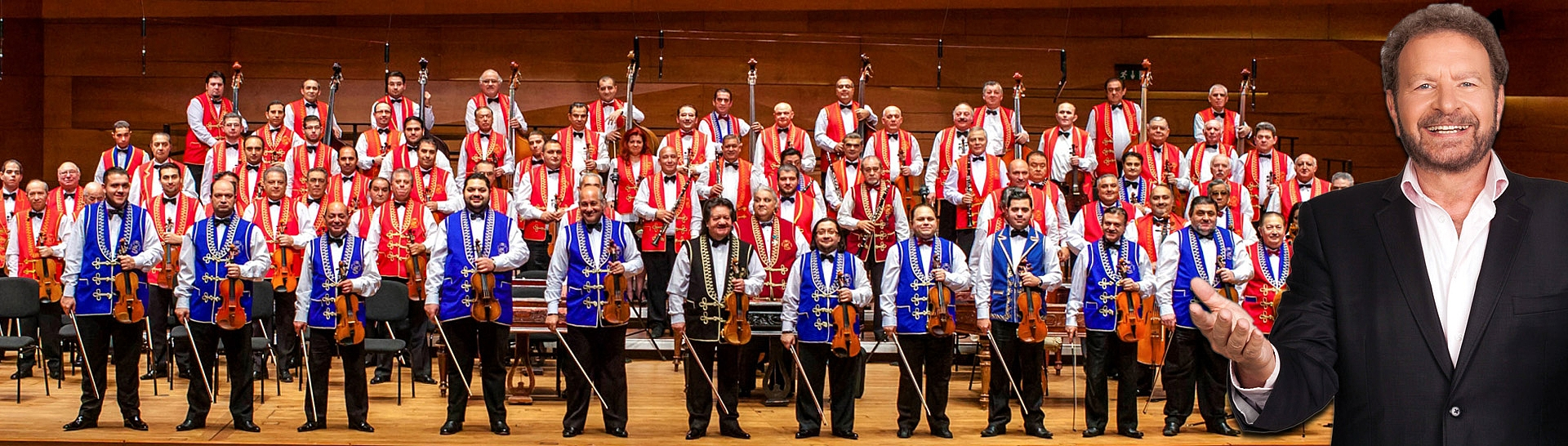התזמורת הסימפונית הצוענית של בודפשט עם דודו פישרר