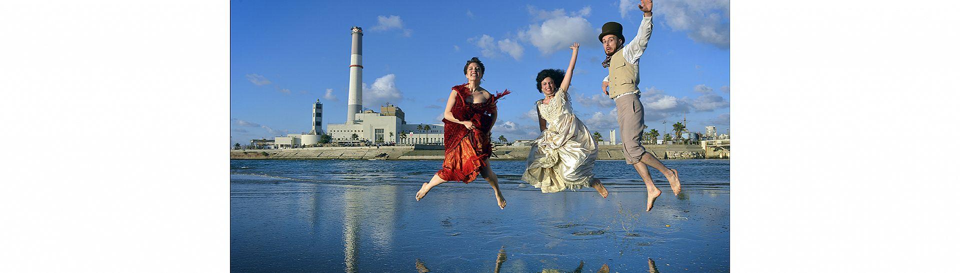 סטלני האופרה הישראלית ביריד המזרח