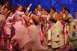 תמיכה בפעילות האופרה בקהילה