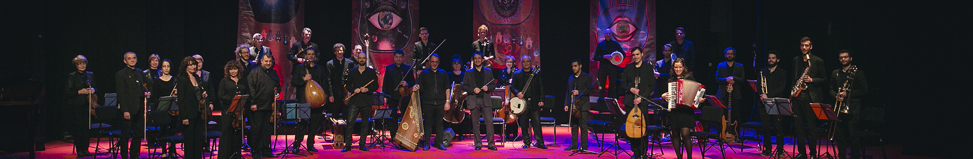 The East West series at the Israeli Opera