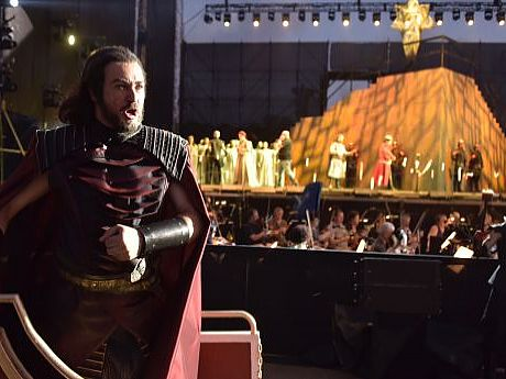 Nabucco in H'yarkon Park