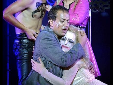 Orfeo ed Euridice in Akko