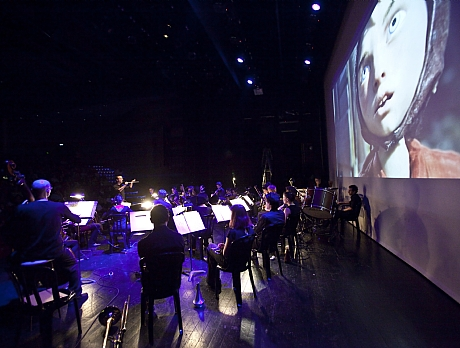 Orchestra at the Movies