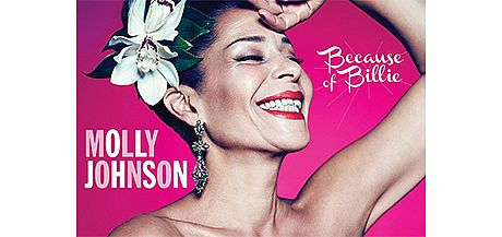 Molly Johnson – Because of Billie