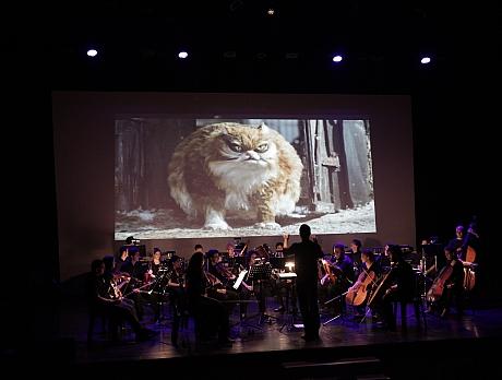 התזמורת חיה בסרט - תזמורת המהפכה