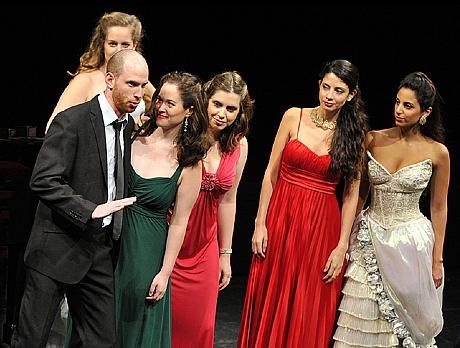 כשהפנטום בא לאופרה - ימי תרבות באופרה הישראלית