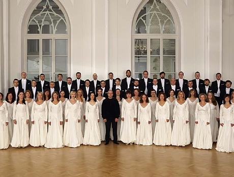 המקהלה של מדינת לטביה
