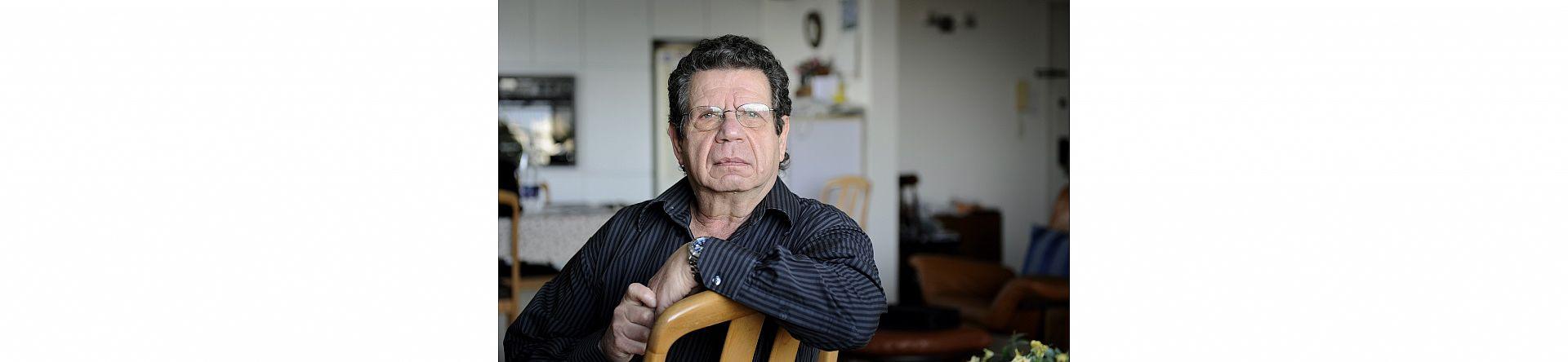 אבי אוסטרובסקי (צלם: דניאל צ'צ'יק)